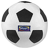 Playgro Soccer Ball Black  White
