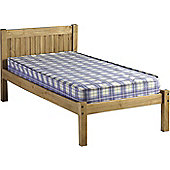 Home Essence Colorado Low Foot End Bed Frame - Single