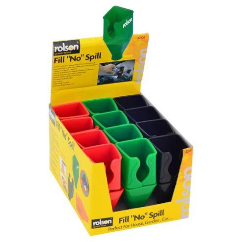 Fill - No Spill