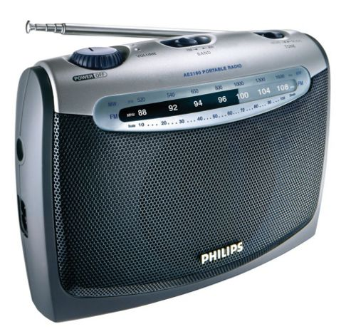 Philips AE2160/04 Portable Radio