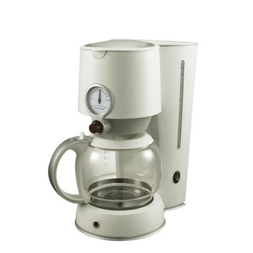 Buy Sabichi Living Filter Coffee Maker in Cream from our Filter Coffee Machines range - Tesco