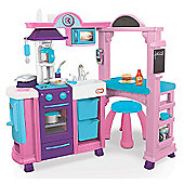Little Tikes Kitchen & Restaurant Pink