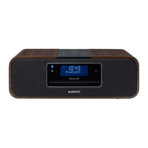 Roberts BLUTUNE100 DABFM Sound System with CD, Bluetooth and USB Connection