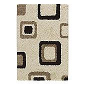 Oriental Carpets & Rugs Majesty Ivory Rug - 150cm L x 80cm W