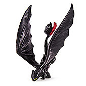 How To Train Your Dragon 2 Mini Figure - Toothless with Red Tail