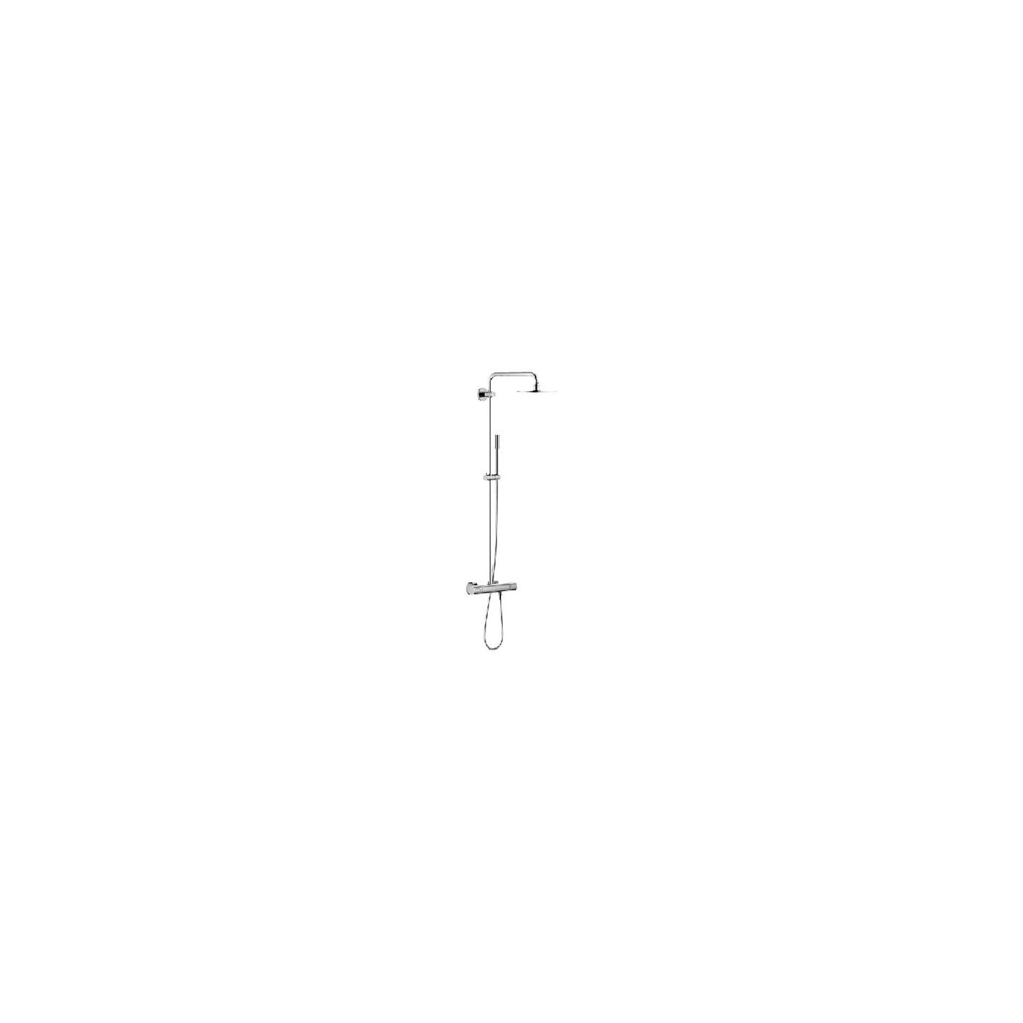 Grohe Rainshower 27418000 Bar Shower, Fixed Head, Handset, Chrome at Tesco Direct