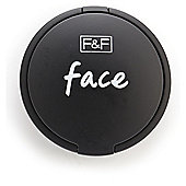 F&F Pressed powder - medium