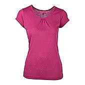 Agra Womens T-Shirt - Pink