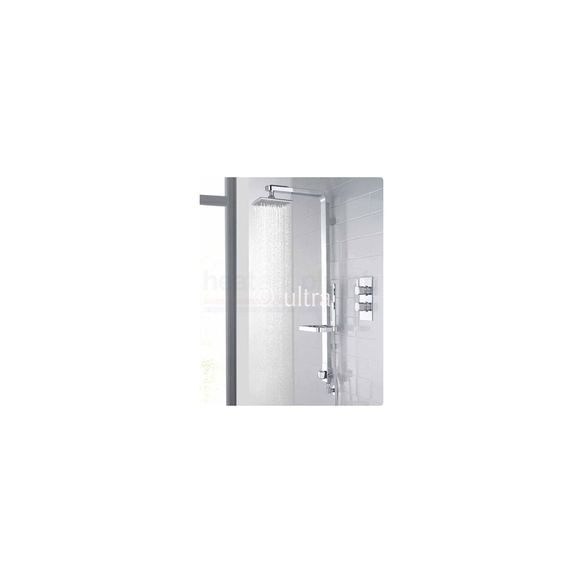Ultra Muse Twin Valve Complete Thermostatic Mixer Shower at Tesco Direct