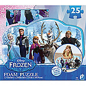 Disney Frozen Foam Puzzle