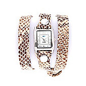 La Mer Ladies Fashion Watch LMSTW6000