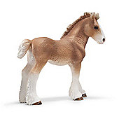 Schleich Horse Clydesdale Foal