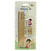 Belle And Boo Stationery Set