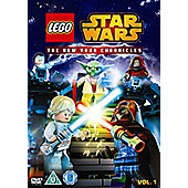 Tesco Exclusive - Star Wars Lego: The New Yoda Chronicles - DVD