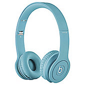Beats By Dr Dre Solo Hd Over-the-ear overhead headphones , Monochromatic Light Blue