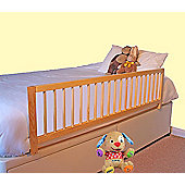 Safetots Wooden Extra Wide Bed Rail Natural