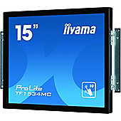 "iiyama ProLite TF1534MC-B1X 38.1 cm (15"") LED Open-frame LCD Touchscreen Monitor - 5:4 - 5 ms"