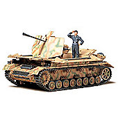 German Self Propelled AA Gun Mobelwagen - 1:35 Scale Military - Tamiya