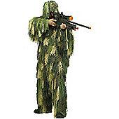 Adult Ghillie Suit Costume