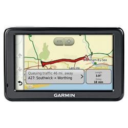 Garmin nuvi 2445 life time maps with Western Europe mapping