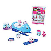 Shopkins Frosty Fashion Collection Playset