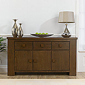 Mark Harris Furniture Barcelona Oak Sideboard - Large