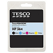 Tesco H364 Multipack (Compatible with printers using HP 364 ink cartridge)