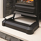 Crannog Rustic Hearth Saver - Black