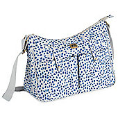 Caboodle Everyday Changing Bag (Blue Spots)