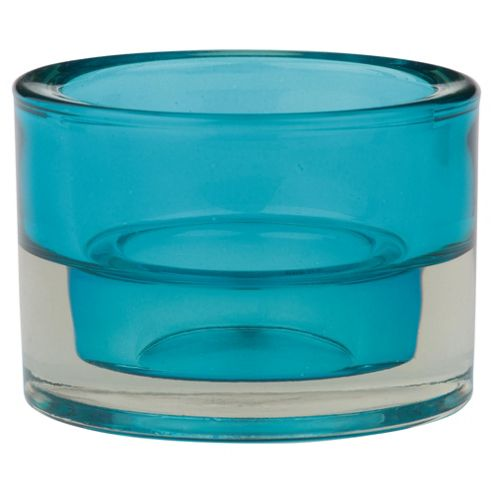 Maxi Tea Light Holder Teal
