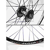 Momentum Bezerk FR/Deore 26 Disc Wheel: Front.