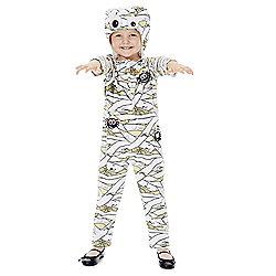 F&F Mummy Dress-Up Costume 01-02 yrs Multi