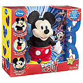 Fisher-Price Disney Mickey Mouse Dance 'n' Shout Mickey
