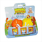 Moshi Monsters Fizz 2 Pack Blister