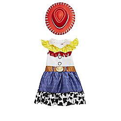 Disney Pixar Toy Story Jessie Dress-Up Costume years 03 - 04 Multi