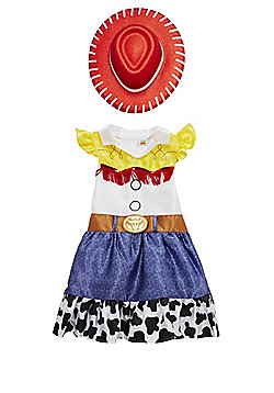Disney Pixar Toy Story Jessie Dress-Up Costume years 03 - 04 Multi