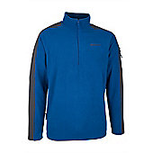 Buxton Mens Fleece - Navy