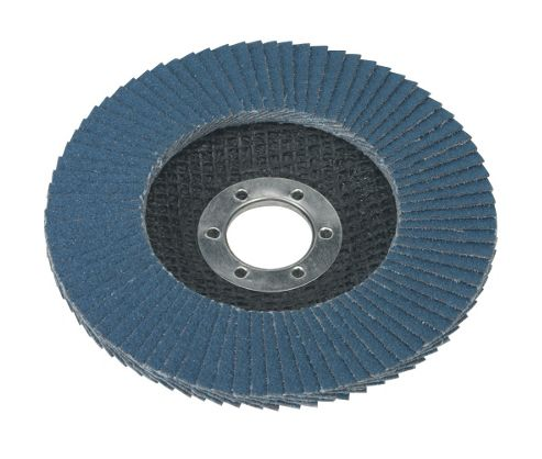 Sealey FD11560 - Flap Disc Zirconium ?115mm 22mm Bore 60Grit