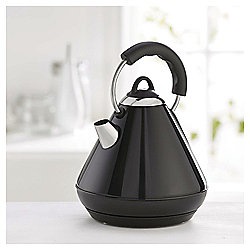 Tesco TRADSSB13 Black Pyramid Kettle