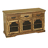 Elements Jaitu Three Door Sideboard