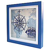 Tesco Kids Sailboat Wall Art