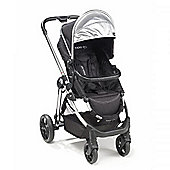Mee-Go Glide 3 in 1 Isofix Travel System - Black