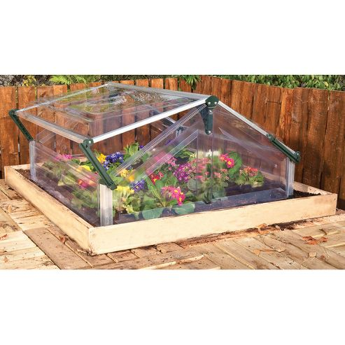 Palram Cold Frame double 3x3