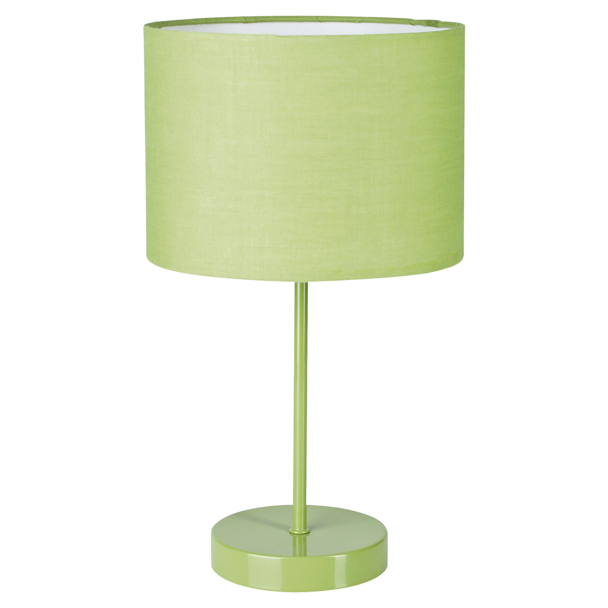 Tesco Lighting Funky Matchstick Table Lamp  Lime