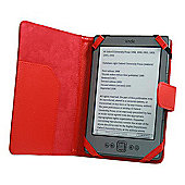 iTALKonline PadWear Red Executive Wallet Case - Amazon Kindle 4
