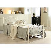 Birlea Sophia Single Bed Frame - Cream