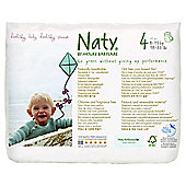 Naty By Nature Babycare Pull On Pants Size 4 X 22'S