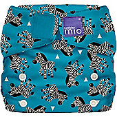 Bambino Mio MioSolo All-in-One Nappy (Zebra Crossing)