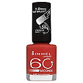 Rimmel 60 Seconds Nail Polish - Sun Downer