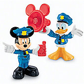 Fisher Price Mickey Mouse Clubhouse Save The Day Mickey And Donald